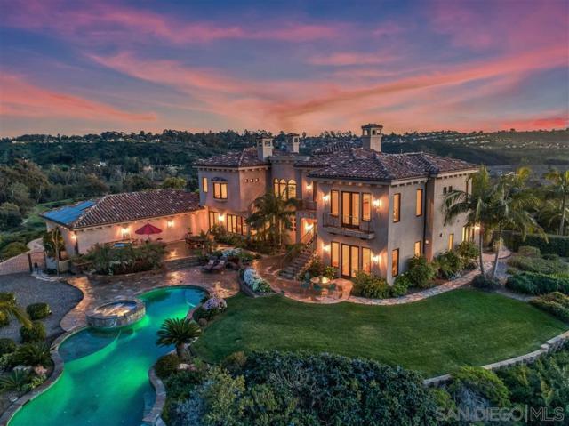 3996 Stonebridge Ct, Rancho Santa Fe, CA 92091 (#190031889) :: Coldwell Banker Residential Brokerage