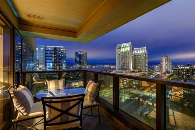 100 Harbor Dr #1704, San Diego, CA 92101 (#190031926) :: Coldwell Banker Residential Brokerage