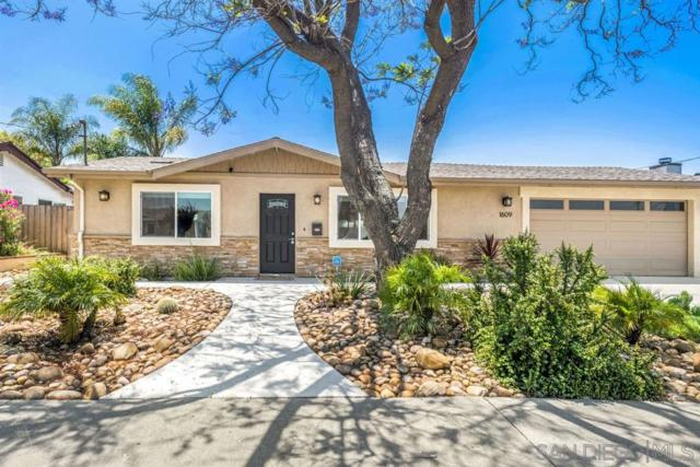 1609 Doncarol Ave, El Cajon, CA 92019 (#190031952) :: Pugh | Tomasi & Associates