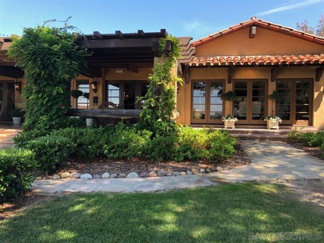 6112 Lago Lindo, Rancho Santa Fe, CA 92067 (#190031961) :: Neuman & Neuman Real Estate Inc.