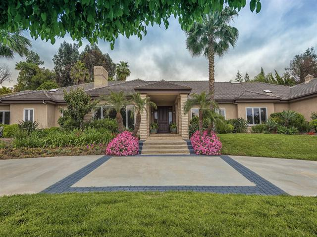 17111 Circa Del Norte, Rancho Santa Fe, CA 92067 (#190031970) :: Coldwell Banker Residential Brokerage