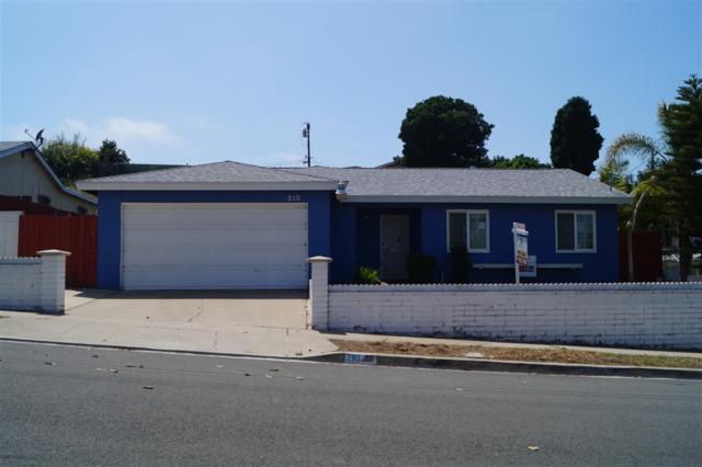210 Deerock Pl, San Diego, CA 92114 (#190032007) :: The Yarbrough Group