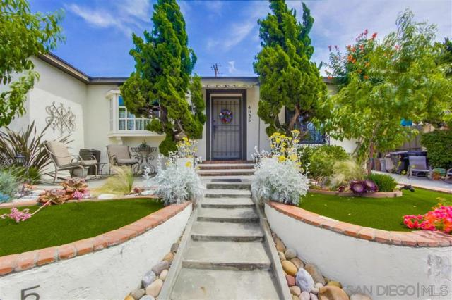 4835 Hart Drive, San Diego, CA 92116 (#190032070) :: Coldwell Banker Residential Brokerage
