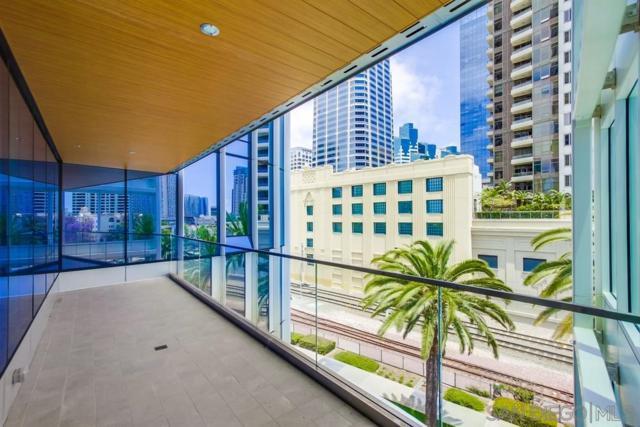 888 W E St #503, San Diego, CA 92101 (#190032093) :: Neuman & Neuman Real Estate Inc.