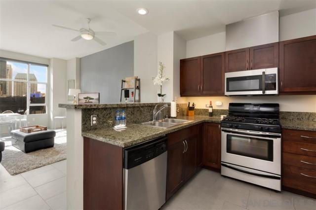 530 K St #607, San Diego, CA 92101 (#190032106) :: Coldwell Banker Residential Brokerage
