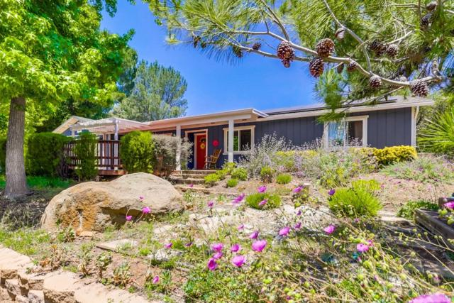 18310 Old Carousel Ranch Road, Ramona, CA 92065 (#190032111) :: Coldwell Banker Residential Brokerage