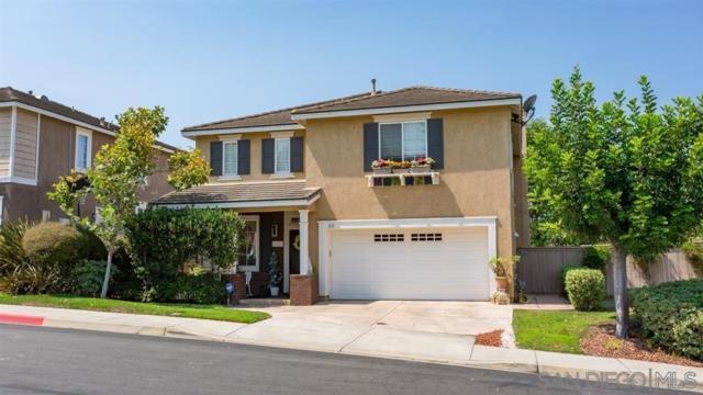 813 Sierra Verde Drive, Vista, CA 92084 (#190032221) :: Coldwell Banker Residential Brokerage