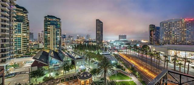 500 W Harbor Drive #1021, San Diego, CA 92101 (#190032264) :: Coldwell Banker Residential Brokerage
