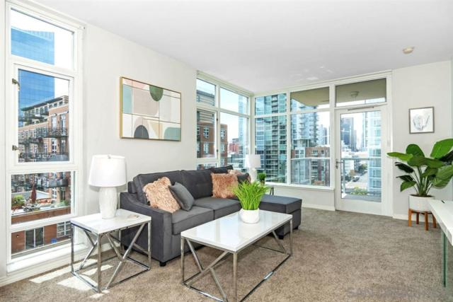 427 9Th Ave #806, San Diego, CA 92101 (#190032296) :: Compass