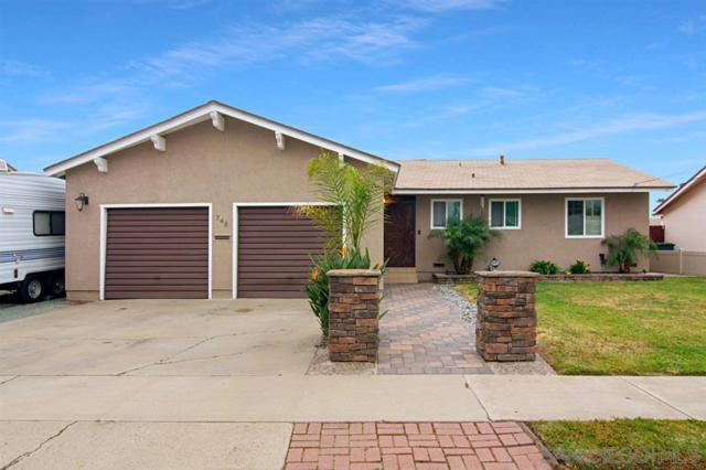 748 Beech Ave, Chula Vista, CA 91910 (#190032315) :: Neuman & Neuman Real Estate Inc.