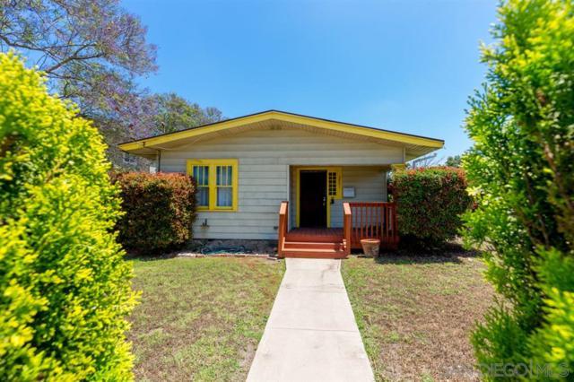 3801 Belmont Avenue, San Diego, CA 92116 (#190032344) :: Neuman & Neuman Real Estate Inc.