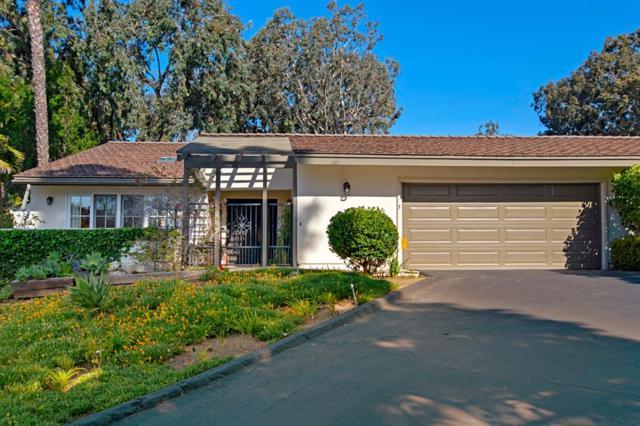16902 Via De Santa Fe 3, Rancho Santa Fe, CA 92067 (#190032416) :: Coldwell Banker Residential Brokerage