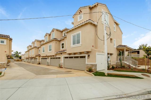 763 Magnolia Ave, Carlsbad, CA 92008 (#190032450) :: Neuman & Neuman Real Estate Inc.