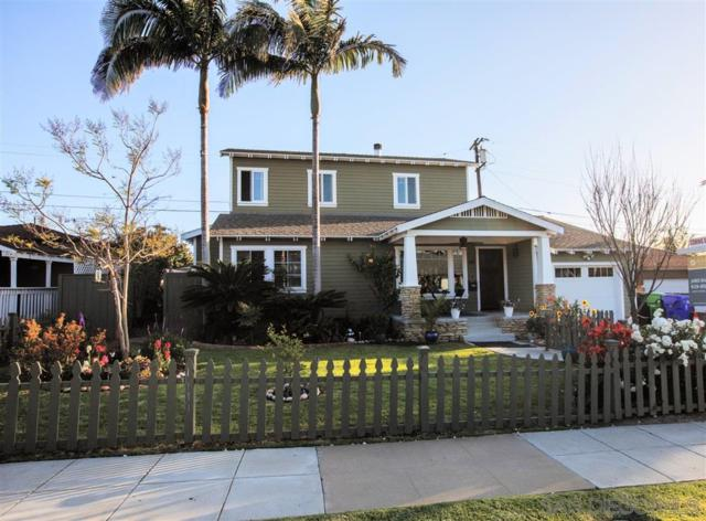 3525 Udall St, San Diego, CA 92106 (#190032503) :: Ascent Real Estate, Inc.