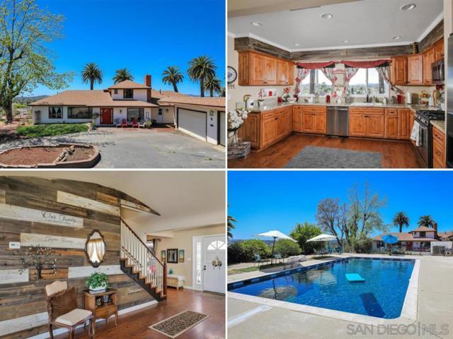 2322 E El Norte Pkwy, Escondido, CA 92027 (#190032563) :: Coldwell Banker Residential Brokerage