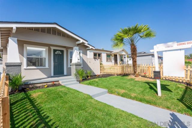 3708 47th St, San Diego, CA 92105 (#190032612) :: Neuman & Neuman Real Estate Inc.