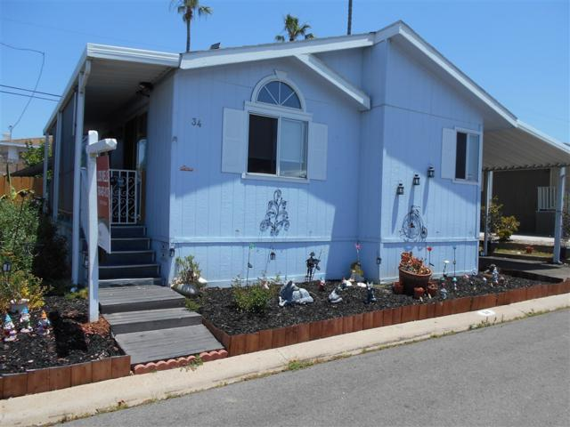 450 E Bradley #34, El Cajon, CA 92021 (#190032617) :: Neuman & Neuman Real Estate Inc.
