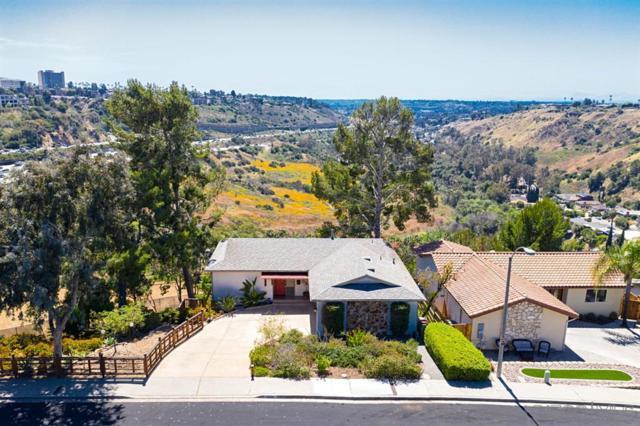 5598 Mill Peak Rd, San Diego, CA 92120 (#190032674) :: Neuman & Neuman Real Estate Inc.