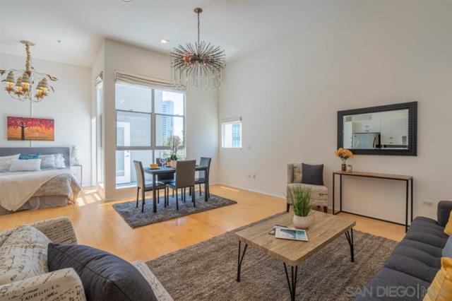 120 Island #441, San Diego, CA 92101 (#190032718) :: Neuman & Neuman Real Estate Inc.