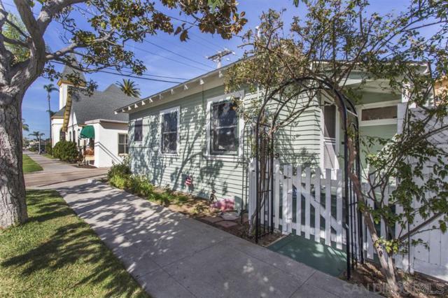 1215 10th Street, Coronado, CA 92118 (#190032762) :: Coldwell Banker Residential Brokerage