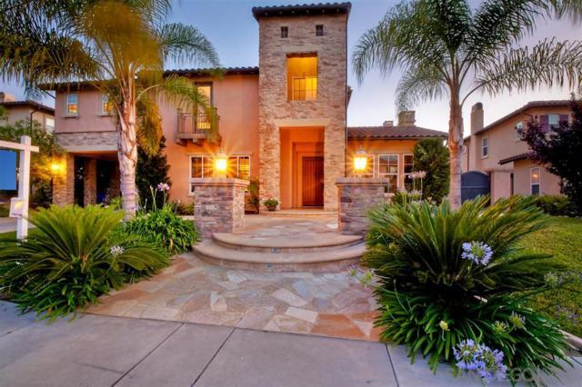 15521 Mission Preserve Pl, San Diego, CA 92131 (#190032783) :: Neuman & Neuman Real Estate Inc.