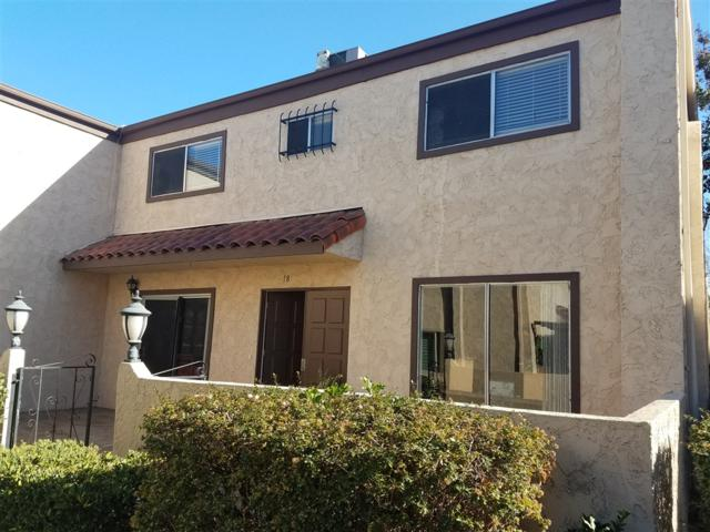 294 Chambers St. #18, El Cajon, CA 92020 (#190032799) :: Coldwell Banker Residential Brokerage