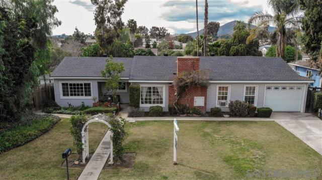 484 Silvery Ln, El Cajon, CA 92020 (#190032852) :: Neuman & Neuman Real Estate Inc.
