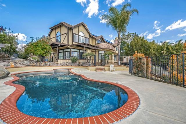 1363 Merritt Dr, El Cajon, CA 92020 (#190032857) :: Neuman & Neuman Real Estate Inc.