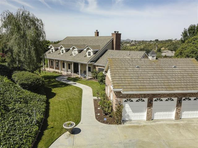 3290 Caminita Cortina, Fallbrook, CA 92028 (#190032863) :: Allison James Estates and Homes