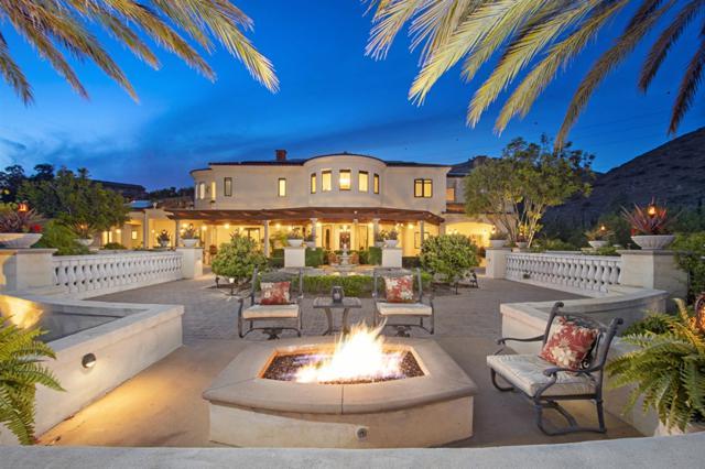 7228 Camino De Arriba, Rancho Santa Fe, CA 92067 (#190032865) :: Coldwell Banker Residential Brokerage