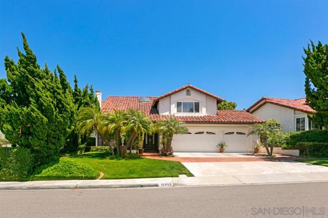 16303 Avenida Suavidad, San Diego, CA 92128 (#190032903) :: Whissel Realty