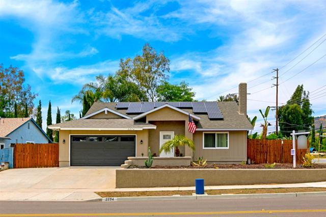 2274 E Lincoln Ave, Escondido, CA 92027 (#190032940) :: Coldwell Banker Residential Brokerage