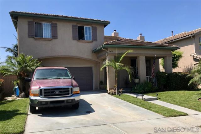 1430 Carneros Valley St, Chula Vista, CA 91913 (#190032952) :: Neuman & Neuman Real Estate Inc.