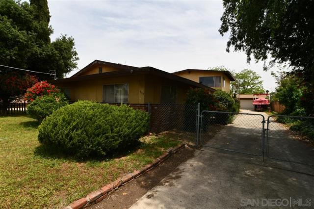 455 Filbert St, El Cajon, CA 92020 (#190032955) :: Neuman & Neuman Real Estate Inc.