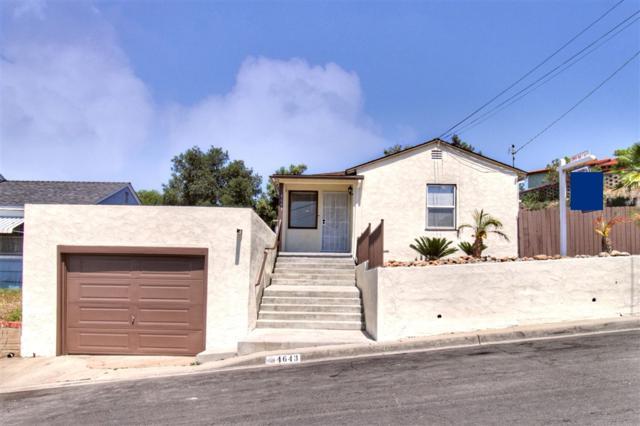 4643 Pomona, La Mesa, CA 91942 (#190032999) :: Whissel Realty