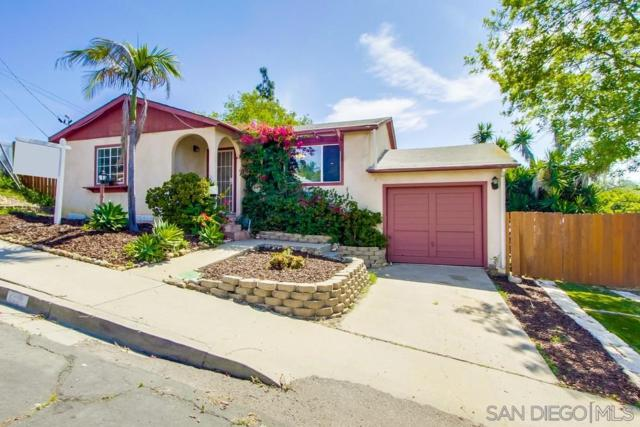 6205 Dixie Dr, La Mesa, CA 91942 (#190033005) :: Coldwell Banker Residential Brokerage