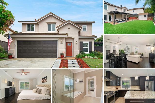 1050 Via Vera Cruz, San Marcos, CA 92078 (#190033007) :: Coldwell Banker Residential Brokerage