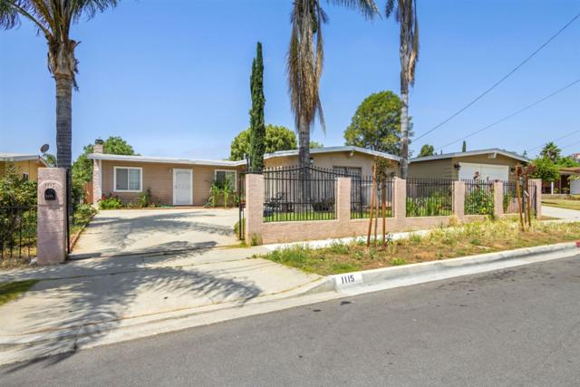 1115 Fern St, Escondido, CA 92027 (#190033036) :: Coldwell Banker Residential Brokerage