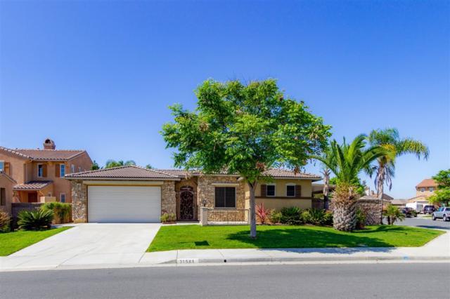 31581 Whitecrown Dr, Murrieta, CA 92563 (#190033060) :: Coldwell Banker Residential Brokerage