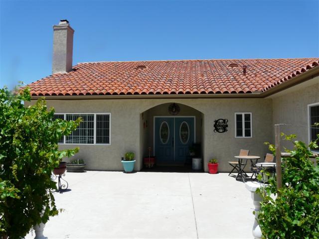 38058 Highway 94, Boulevard, CA 91905 (#190033069) :: Neuman & Neuman Real Estate Inc.