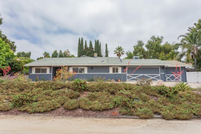 1338 3/4 E Fallbrook St, Fallbrook, CA 92028 (#190033081) :: Neuman & Neuman Real Estate Inc.