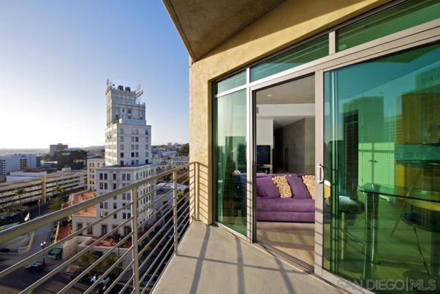 801 Ash St #1201, San Diego, CA 92101 (#190033091) :: Whissel Realty