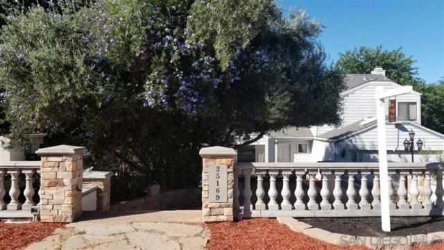 25169 Poderio Dr, Ramona, CA 92065 (#190033128) :: Neuman & Neuman Real Estate Inc.