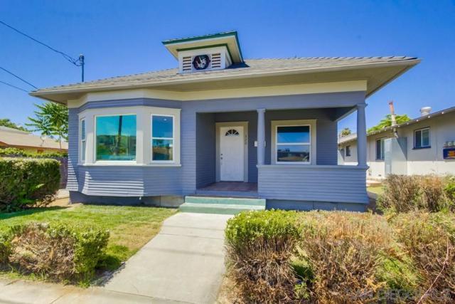 320 W Cypress Ave, El Cajon, CA 92020 (#190033140) :: Neuman & Neuman Real Estate Inc.