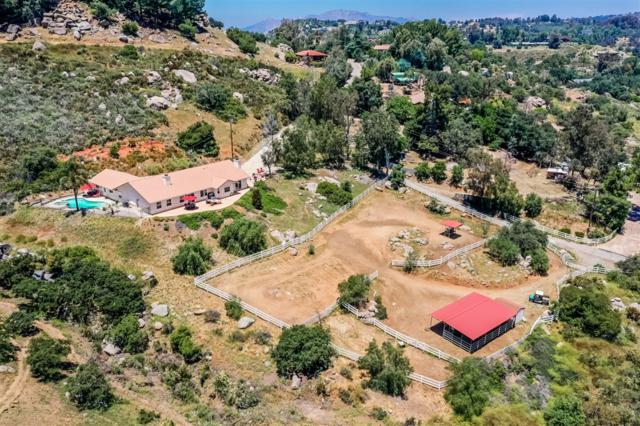 2452 Nido Aguila, Alpine, CA 91901 (#190033158) :: Whissel Realty