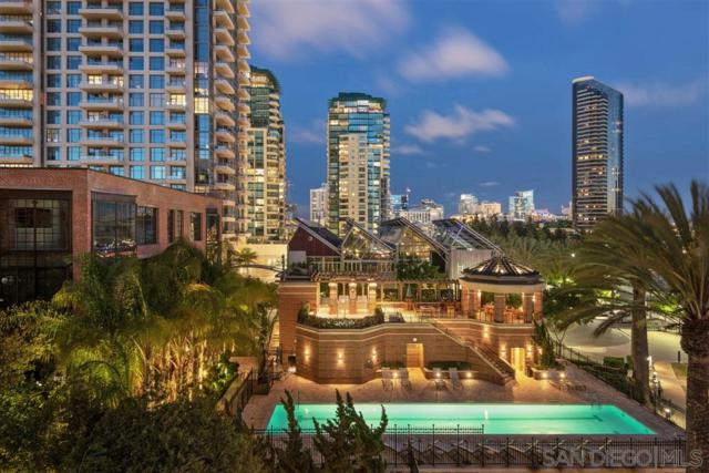 500 W Harbor Drive #521, San Diego, CA 92101 (#190033179) :: Farland Realty