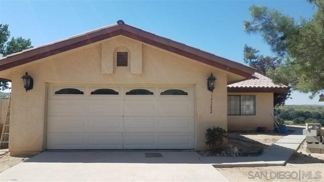 39282 Opalocka Rd, Boulevard, CA 91905 (#190033188) :: Coldwell Banker Residential Brokerage