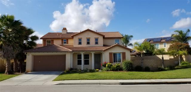 31924 Ridge Berry Dr, Wincehster, CA 92596 (#190033296) :: Whissel Realty