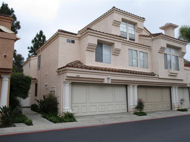 1389 Serena Circle Unit #3, Chula Vista, CA 91910 (#190033343) :: Whissel Realty