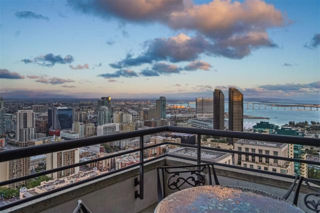 700 Front Street #2705, San Diego, CA 92101 (#190033347) :: Ascent Real Estate, Inc.
